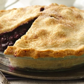 Bake a blueberry pie - Bucket List Ideas