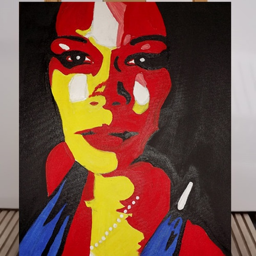 Paint A Self-Portrait - Bucket List Ideas