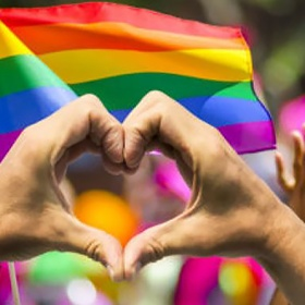 Go to a gay pride event - Bucket List Ideas