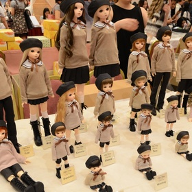 Attend Dollism Plus (any of them) - Bucket List Ideas
