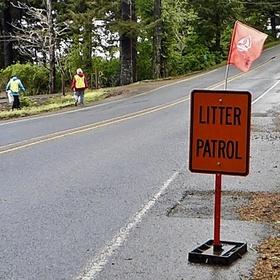 Organize a Roadside Clean Up - Bucket List Ideas