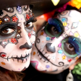 Attend a day of the dead festival in mexico - Bucket List Ideas