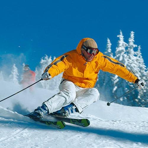 Learn how to ski - Bucket List Ideas