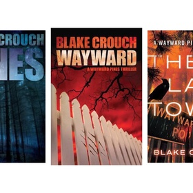 "Read the ""Wayward Pines"" series by Blake Crouch - Bucket List Ideas"