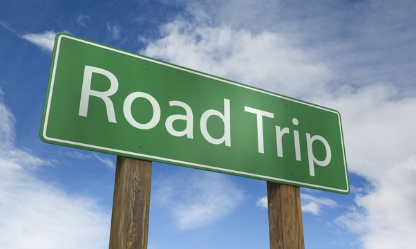 Road trip with friends - Bucket List Ideas