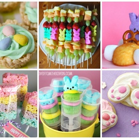 Make 10 Easter Themed Recipes - Bucket List Ideas