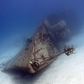 Dive a Sunken Battleship - Bucket List Ideas
