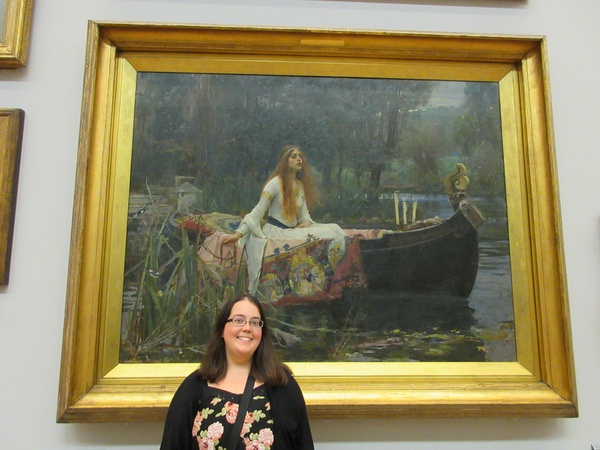 See a John William Waterhouse painting in person - Bucket List Ideas