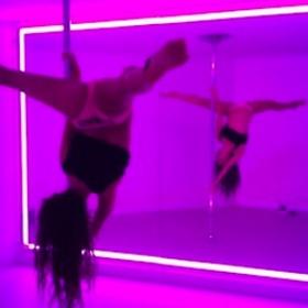 Learn how to pole dance - Bucket List Ideas