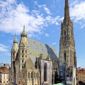 Visit St. Stephen´s Cathedral in Vienna, Austria - Bucket List Ideas