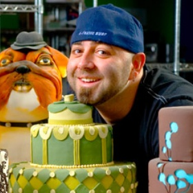 Meet and get a pic w/ Duff Goldman from Charm City Cakes - Bucket List Ideas