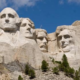 Visit Mt. Rushmore - Bucket List Ideas