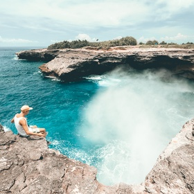 Visit Devil's Tears Bay in Bali - Bucket List Ideas