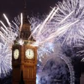 Be in London for New Years - Bucket List Ideas