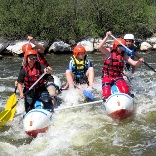 ⚜️Go Catamaran Rafting - Bucket List Ideas