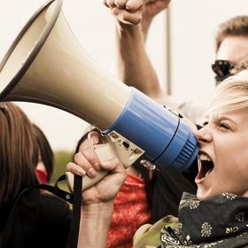 Be an Activist - Bucket List Ideas