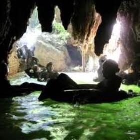 Go Black Water Rafting - Bucket List Ideas