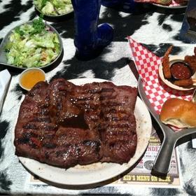 Attempt the 72 oz Steak Challenge - Bucket List Ideas