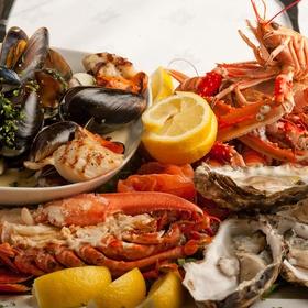 Gorge on seafood in a coastal village/town - Bucket List Ideas