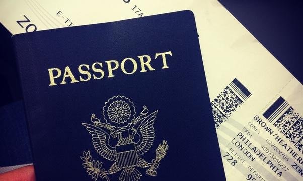 Fill at least one passport book - Bucket List Ideas