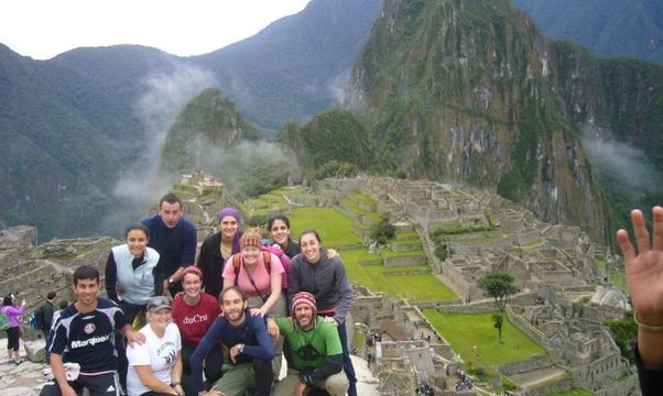 Walk the Inca trail - Bucket List Ideas