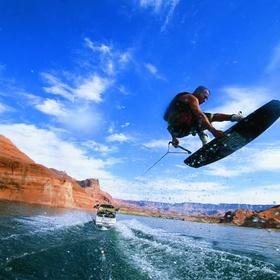 Go Wake Boarding - Bucket List Ideas