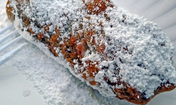 Try A Fried Snickers - Bucket List Ideas