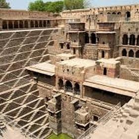 Visit Chand Baori in India - Bucket List Ideas