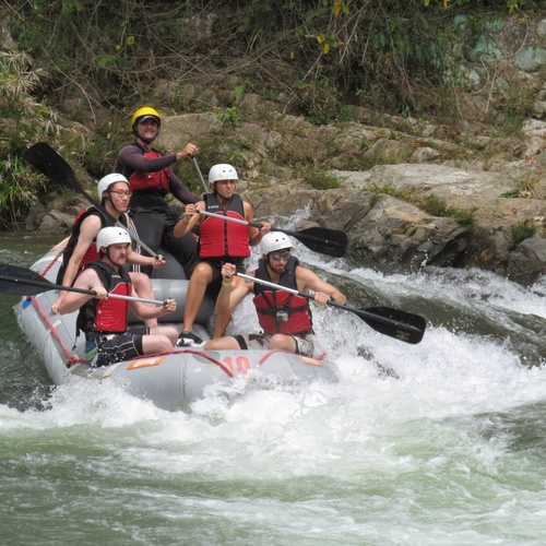 Raft a Class 5 Rapid - Bucket List Ideas