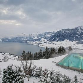 Stay at Hotel Villa  Honegg in Switzerland - Bucket List Ideas