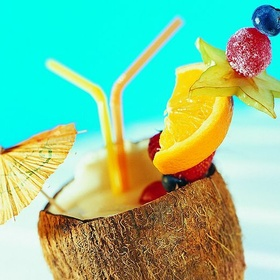 Drink from a coconut - Bucket List Ideas