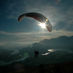 Complete the IP1 Paragliding Course - Bucket List Ideas
