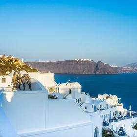 Visit Santorini, Greece - Bucket List Ideas