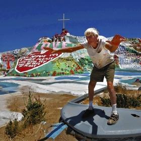 Visit Leonard Knight's Salvation Mountain, Niland, CA - Bucket List Ideas