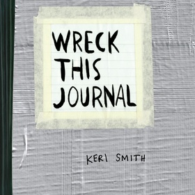 Buy a Wreck This Journal & finish it - Bucket List Ideas