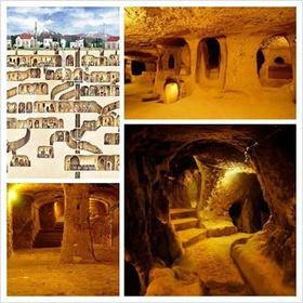 Visit Derinkuyu Turkey - Bucket List Ideas