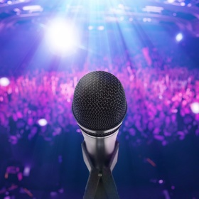 Get the courage to sing karaoke in front of a lot of people - Bucket List Ideas
