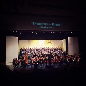 Sing the 9th symphony in a choir - Bucket List Ideas