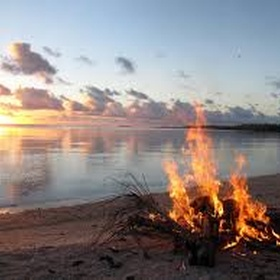 ⚜️Have a Bonfire on the Beach - Bucket List Ideas