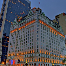 Stay in the Plaza Hotel - Bucket List Ideas