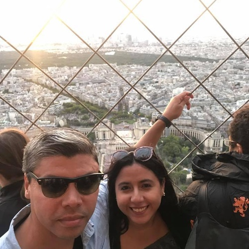 Go to the top of the Eiffel Tower - Bucket List Ideas