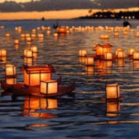 Go to the Obon Festival - Bucket List Ideas