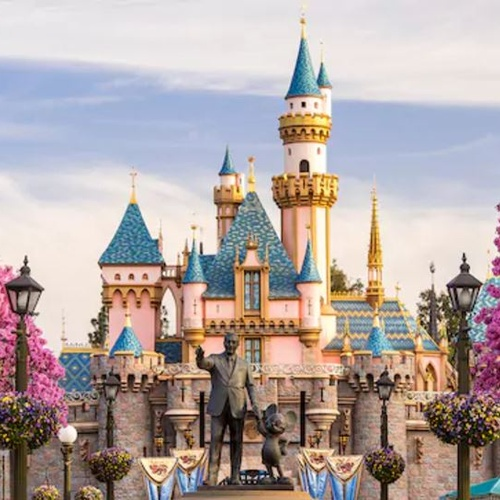 Experience Disneyland - Bucket List Ideas