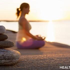 Try a basic meditation technique - Bucket List Ideas