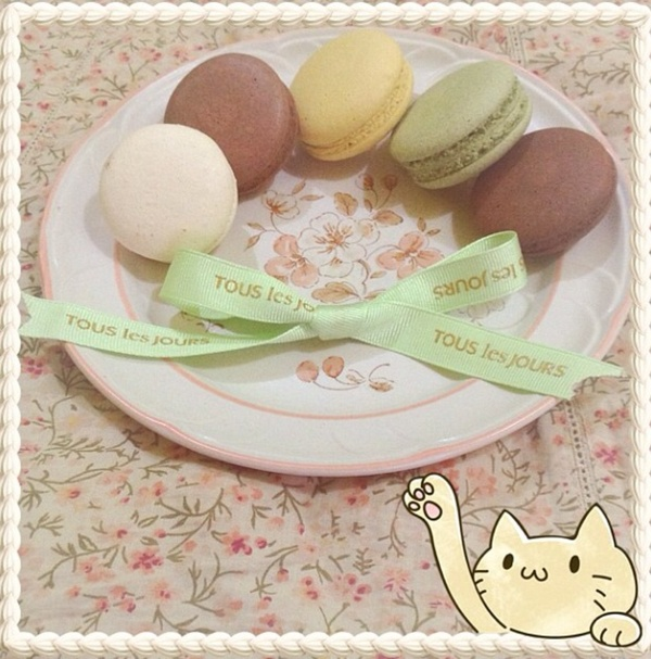 Eat French macarons - Bucket List Ideas