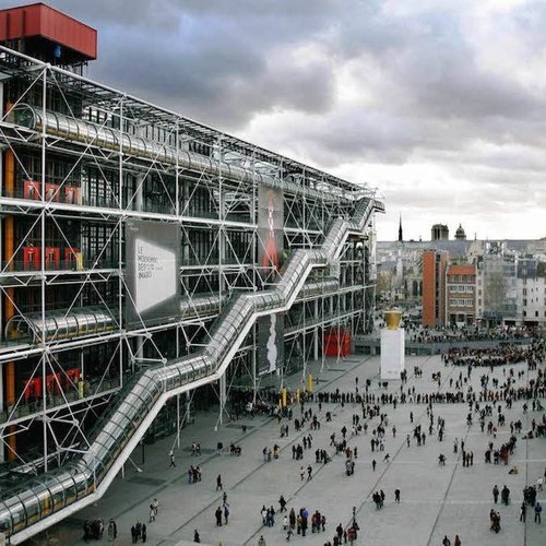 Visit the Pompidou Center - Bucket List Ideas