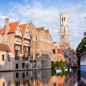 Travel to Bruges - Bucket List Ideas