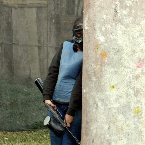 Play Paintball - Bucket List Ideas