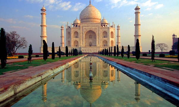 Visit The Taj Mahal, India - Bucket List Ideas