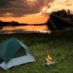 Go camping with my bff - Bucket List Ideas